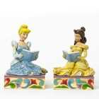 Disney Traditions Cinderella and Belle