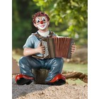 Gilde Clowns The Accordion Player