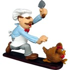 Disney Sculpture Swedish Chef