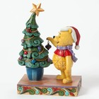 Disney Traditions Winnie the Pooh with tree