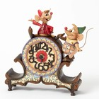 Disney Traditions Jaq and Gus (Clock)