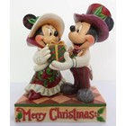 Disney Traditions Victorian Mickey & Minnie Mouse