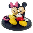 Disney Sculpture Mickey / Minnie