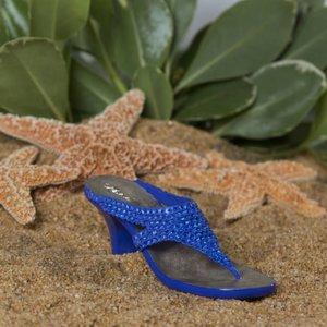 Just the Right Shoe Fervor (kitten heel)