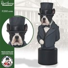 Robert Harrop Boston Terrier, Abraham Lincoln