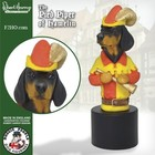 Robert Harrop Dachshund Black & Tan