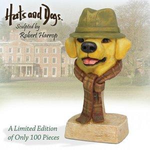Robert Harrop Yellow Labrador, Faithful Friendl (Good Companion)