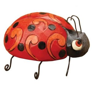 Jim Shore's Heartwood Creek Ladybug (mini)