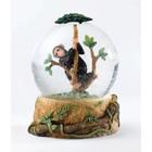 Country Artists Chimpanzee Snowglobe