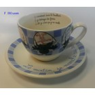Cup & Saucer (Large)