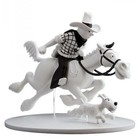 Tintin (Kuifje) Tintin Cheval Amerique