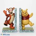 Disney Traditions Pooh & Tigger Hugging Bookends