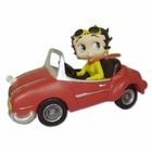 Fleischer Studios Betty Boop In Sports Car