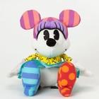 Disney Britto Minnie Mouse Plush (Mini)