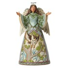 Heartwood Creek Angel with Owl