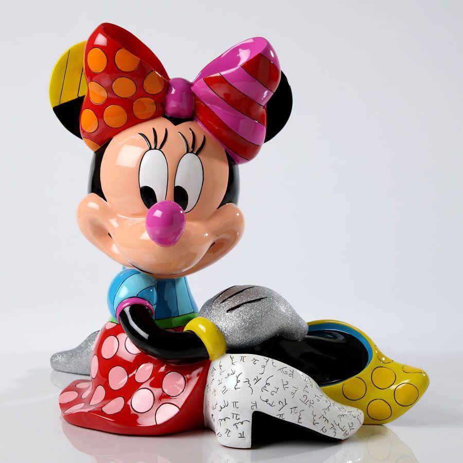 Disney Britto Mickey Mouse Big Figurine
