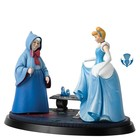 Disney A Moment in Time Cinderella & the Fairy Godmother