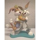 Disney Sculpture Bugs Bunny & Lola