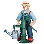 Gilde Clowns The water pump