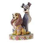 Disney Traditions Lady & Tramp 60th Anniversary