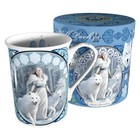 Anne Stokes Mug Winter Guardians