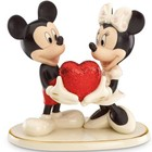 Disney Lenox Sweethearts Forever Mickey & Minnie