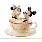 Disney Lenox Mickey's Tea Cup Twirl