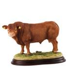 Border Fine Arts Limousin Bull