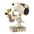 Peanuts (Jim Shore) Joe Cool & Woodstock