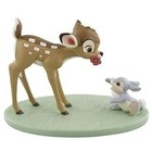 Disney Magical Moments Bambi & Thumper