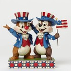 Disney Traditions Patriotic Chip & Dale