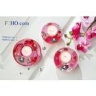 Gilde Dreamlight Orchid Diamonds