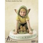 Flower Fairies Black Medick Boy