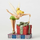 Disney Traditions Tinker Bell with Gift