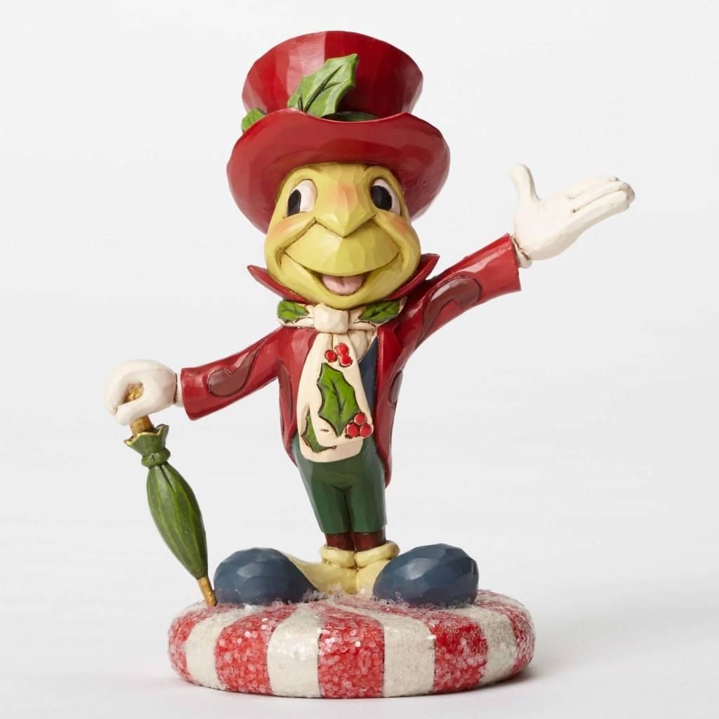 Disney Traditions Jolly Jiminy Cricket Sugar Coat - Friends 2 Hold ...