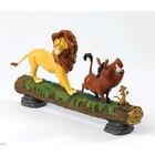 Disney Enchanting Simba, Timon & Pumbaa