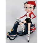 Fleischer Studios Betty Boop On Scooter (UK)