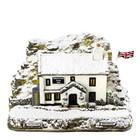 Lilliput Lane Inn From The Snow