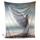 Anne Stokes Spirit Guide Throw