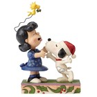 Peanuts (Jim Shore) Lucy and Snoopy