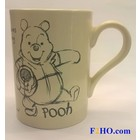 Disney Scratch Pooh Mug