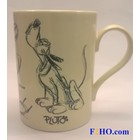 Disney Scratch Pluto Mug