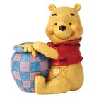 Disney Traditions Winnie the Pooh with Honey Pot Mini