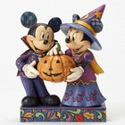 Disney Traditions Hosts-Mickey and Minnie Halloween