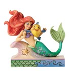 Disney Traditions Ariel & Botje