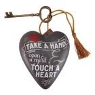 Art Hearts Take A Hand
