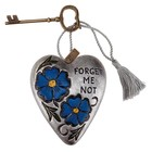 Art Hearts Forget Me Not
