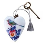 Art Hearts Floral Bird