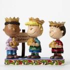 Peanuts (Jim Shore) Practice Makes Perfect-3 Wise Men
