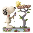 Peanuts (Jim Shore) Snoopy and Woodstock